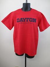 New Dayton Flyers Adult MENS Size M Medium Red (Womens Basketball) Shirt