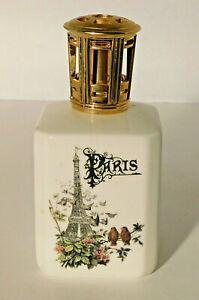 Paris Lampe Berger Porcelain Fragrance Lamp Oil Burner