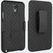 MoonaTM Shell Holster Combo Case fr Samsung Galaxy Note 3 Note III Kickstand