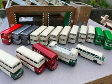 Matchbox Job Lot of Buses Number 74 and number 5