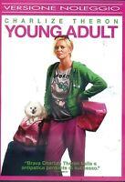 YOUNG ADULT (2011 )di Jason Reitman - Charlize Theron  DVD EX NOLEGGIO PARAMOUNT