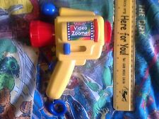 TOMY video ZOOMER Tutte le Action Video Camera 1984 TOY VINTAGE
