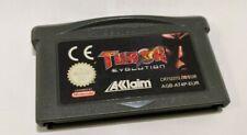 Turok Evolution (Nintendo Game Boy Advance GBA, 2002)