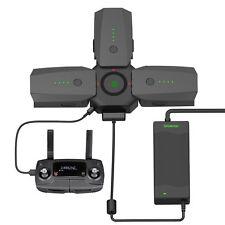 Smatree 80W Rapid Battery Charger and Charging Hub for DJI Mavic Pro/Platinum