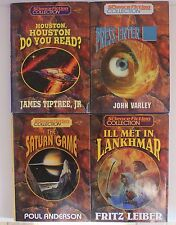 Sci-Fi Collection 4 hardcover volumes Anderson Tiptree Varley Leiber