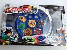 BeyBlade Metal Set Fusion Arena Spinning Top Fight Toy Gyro Burst 4d Beyblade