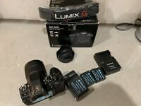 Panasonic LUMIX G85 16.0MP Digital Camera - Black (Kit w/ ASPH 12-60mm Lens)