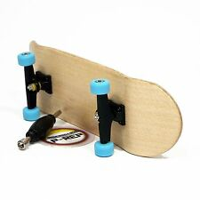 Peoples Republic Maple Complete Wooden Fingerboard with Basic Bearing Wheels