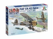 Fiat Cr.42 Falco Battle Of Britain 80th Anniversary 1:72 Plastic Model Kit 1437
