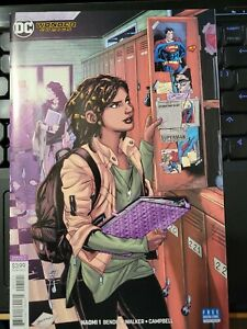 Naomi #1 FIRST PRINT COVER B BENDIS FIRST APPEARANCE NM/NM+