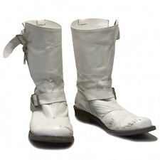 (SALE) LIMI feu Side-zip boots Size US About 7~7.5(K-9184)