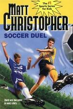 Soccer Duel There Are Two Sides to Every Story  Matt Christopher 2000, Paperback