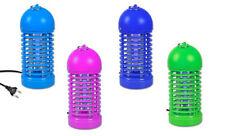 Zanzariera elettrica per insetti zanzare mosche moscerini 2 watt