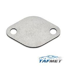 40. EGR valve blanking plate for RENAULT SCENIC 2 MEGANE 2 LAGUNA 2 1.9 dCi F9Q