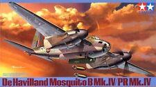 Tamiya 1/48 Mosquito B Mk.IV/PR Mk.IV Model Kit 61066 TAM61066