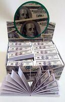 5 RIZLA Paper Filter TIPS Tip Smoking Card Roach 500pgs Slim Width $ DOLLAR