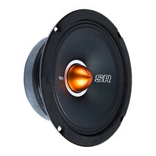 """MEMPHIS SRXP62 6.5"""" 250W COMPONENT PRO SPL SPEAKERS 6 1/2"""" CAR AUDIO PAIR *NEW"""