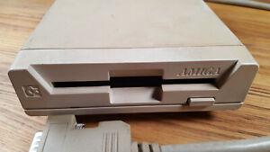 "Original Commodore Amiga 1011 Disk Drive externes Diskettenlaufwerk 3,5"" Tested"