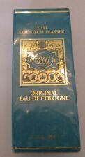 4711 ECHT KOLNISCH WASSER ORIGINAL EAU  DE COLOGNE 27.1 OUNCES
