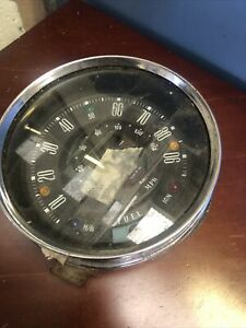 Classic Mini Mk1 Smiths Speedometer - For Spares and Repairs