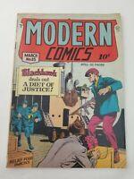 Modern Comics #83 Quality Comics 1949 Blackhawk Golden Age