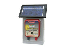 Parmak DF-SP-LI Solar-Powered Electric Fence Charger, 6 Volt Gel Battery