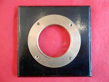 objektivplatte pour Mentor reisekamera 14x14 cm. environ M 62