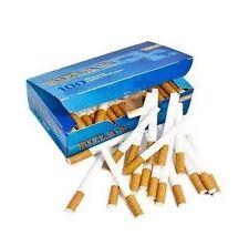 Empty Cigarette 3 BOX RIZLA X 100= 300 Filtered Cigarette Tubes 84mm