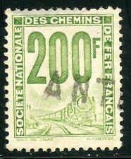 STAMP / TIMBRE DE FRANCE COLIS POSTAUX OBLITERE N° 24