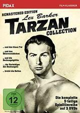 Tarzan - Lex Barker Collection - Remastered Edition DVD 5 Tarzan-Abenteuer