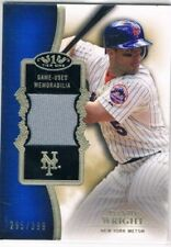Topps David Wright Not Authenticated Baseball Cards