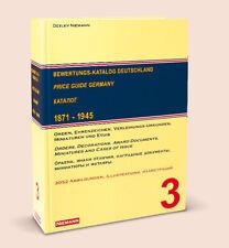 Bewertungskatalog Deutschland 1871 - 1945 Auflage 3