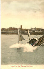 LIFEBOAT : Launch of the Margate Lifeboat