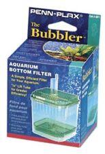 The Bubbler Aquarium Bottom Filter - Up to 10 Gallons - BF1 - Penn Plax