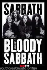 SABBATH BLOODY SABBATH The BLACK SABBATH Story BIO BOOK UPDATED ED Photos