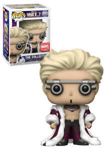 Funko POP! Marvel What If...? #893 The Collector - Collector Corps Exclusive