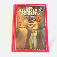 Vintage The Arabian Nights Hardcover Book 1925