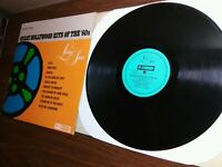 Great Hollywood Hits of the '60s EX+ vinyl record LP  1st press  Stereo CCS-0007