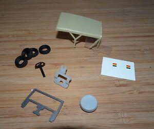Dinky 342 & 601 Mini Moke & Para Moke Reproduction Parts - Choose From List