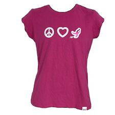 New Balance Peace Love Breast Cancer Shirt Pink Large