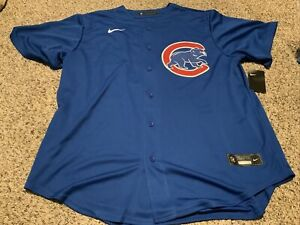 NIke Chicago Cubs Rizzo #44 Jersey Men's Size: XL NWT Blue/White/Red MLB
