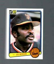 1983 Donruss SAN FRANCISCO GIANTS complete team set (26 CARDS)