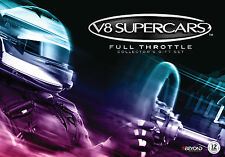 V8 Supercars: Full Throttle Collector's Gift Set Limited Edition DVD Box Set R4