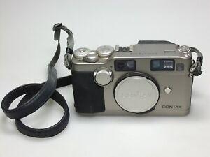 Contax G2 35mm Sucherkamera EXCELLENT