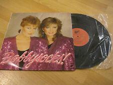 LP Bobbysocks Bobby Socks Midnight Rocks Adios Vinyl WIFON 091 Schallplatte