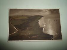 Vintage Postcard BEACHY HEAD FROM BELLE TOUT Stamped+Franked 1929  §A390
