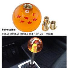 54mm Dragon ball Z rare custom shift knob 7 star M10x1.5 for honda acura Custom