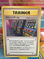 *BANNED Outside JAPAN* TRAINER - SLOT MACHINE Neo Genesis Pokemon RARE
