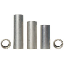 A2 STAINLESS STEEL ROUND STUDDING CONNECTOR NUTS THREADED ROD BAR COUPLERS