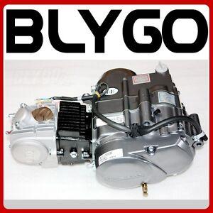LIFAN 125cc 4 Gears Up Manual Clutch Engine Motor PIT PRO TRAIL DIRT BIKE